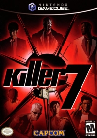 Killer7 Box Art