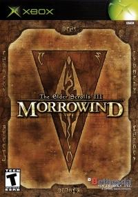Elder Scrolls III, The: Morrowind Box Art