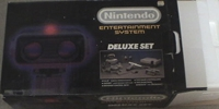 Nintendo Entertainment System - Deluxe Set Box Art
