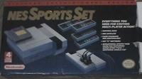 Nintendo Entertainment System - Sports Set Box Art
