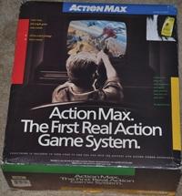 Action Max Box Art