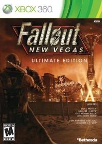 Fallout: New Vegas - Ultimate Edition Box Art