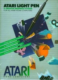 Atari Light Pen Box Art