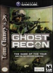 Tom Clancy's Ghost Recon Box Art