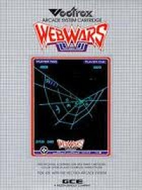 Web Wars Box Art