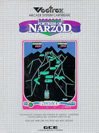 Fortress of Narzod Box Art