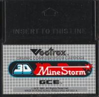 3D MineStorm Box Art