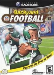Backyard Football Box Art