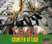 1941: Counter Attack Box Art