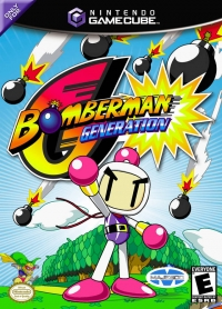 Bomberman Generation Box Art