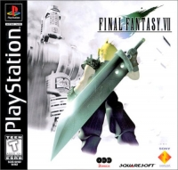 Final Fantasy VII (Misprint) Box Art
