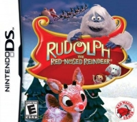 Rudolph the Red-Nosed Reindeer Box Art