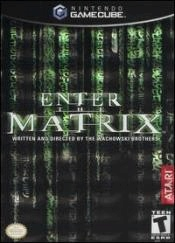Enter the Matrix Box Art