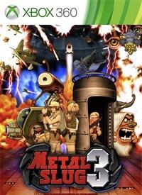 Metal Slug 3 Box Art