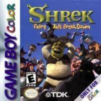 Shrek: Fairy Tale Freakdown Box Art