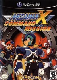 Mega Man X: Command Mission Box Art