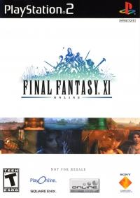 Final Fantasy Xl: Online Box Art