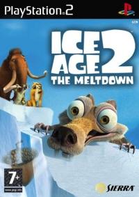 Ice Age 2: The Meltdown Box Art