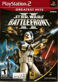 Star Wars: Battlefront II - Greatest Hits Box Art