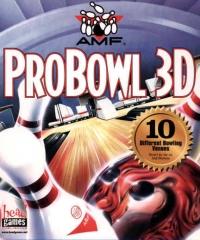 AMF Pro Bowl 3D Box Art