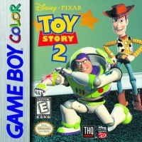 Disney/Pixar Toy Story 2 Box Art