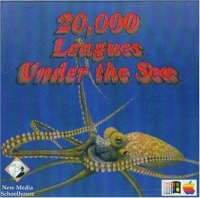 20,000 Leagues Under the Sea Box Art