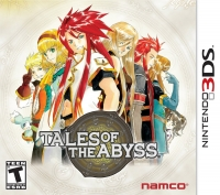 Tales of the Abyss Box Art