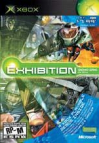 Exhibition Demo Disc: Volume 1 Box Art