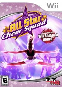 All Star Cheer Squad Box Art