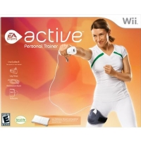EA Sports Active: Personal Trainer (Included) Box Art
