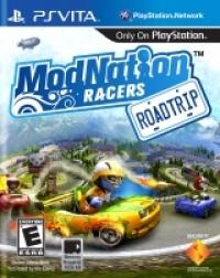 ModNation Racers: Road Trip Box Art