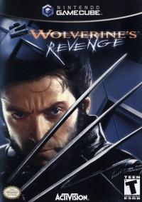 X2: Wolverine's Revenge Box Art