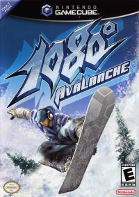 1080° Avalanche Box Art