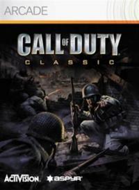 Call of Duty Classic Box Art