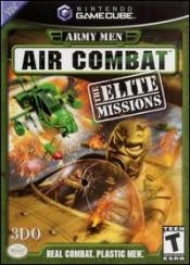 Army Men: Air Combat: The Elite Missions Box Art