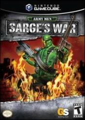 Army Men: Sarge's War Box Art