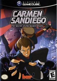 Carmen Sandiego: The Secret of the Stolen Drums Box Art