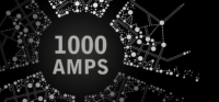 1000 Amps Box Art