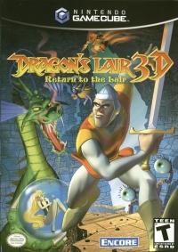 Dragon's Lair 3D: Return to the Lair Box Art