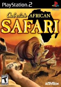 Cabela's African Safari Box Art
