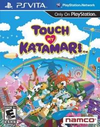 Touch My Katamari Box Art