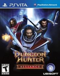 Dungeon Hunter: Alliance Box Art