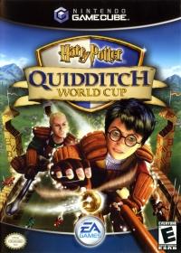 Harry Potter: Quidditch World Cup Box Art