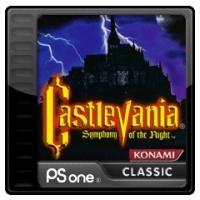 Castlevania: Symphony of the Night Box Art