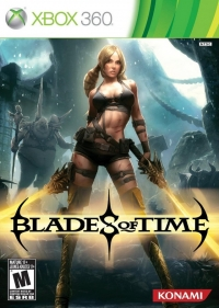 Blades of Time Box Art