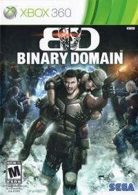 Binary Domain Box Art