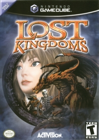 Lost Kingdoms Box Art