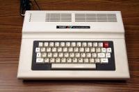 TRS-80 Color Computer II Box Art