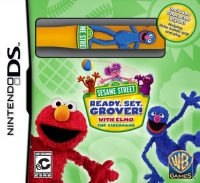 Sesame Street: Ready, Set, Grover Box Art