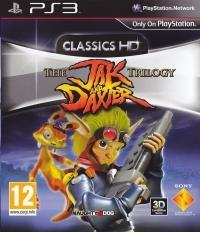 Jak and Daxter Trilogy, The Box Art